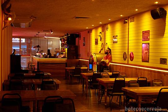 Tex Rednack Bar