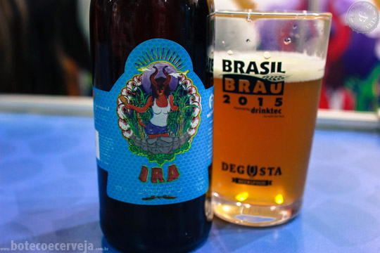 Degusta Beer 2015 Ira Meaculpa
