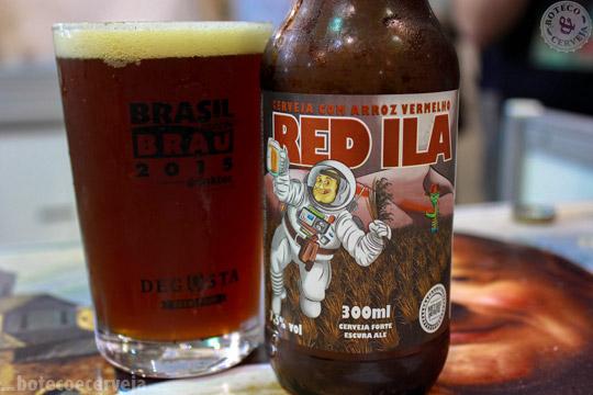 Degusta Beer 2015: Red Ila Saintbier